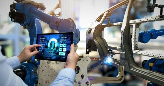 10 Ways Machine Learning Is Revolutionizing Manufacturing In 2018 featured image