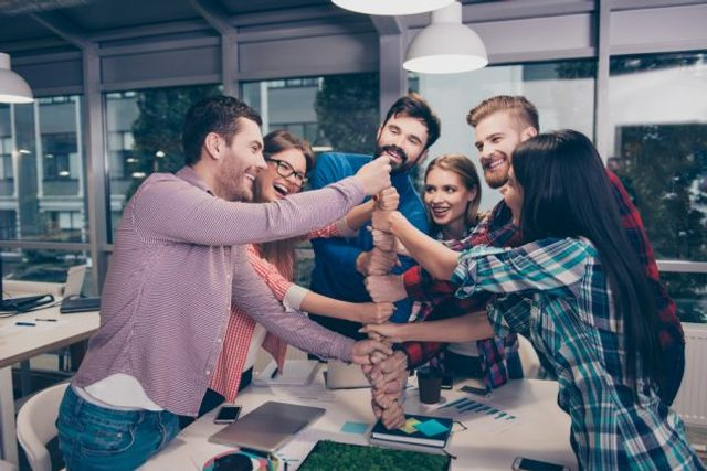 Building and maintaining a happy, productive team featured image