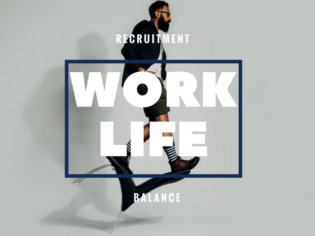 How to Achieve Work-Life Balance as a Recruiter featured image