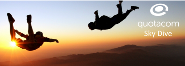 Quotacom Sky Dive featured image