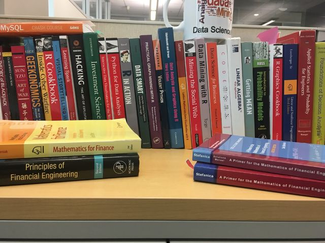 Five books every data scientist should read that are not about data science featured image