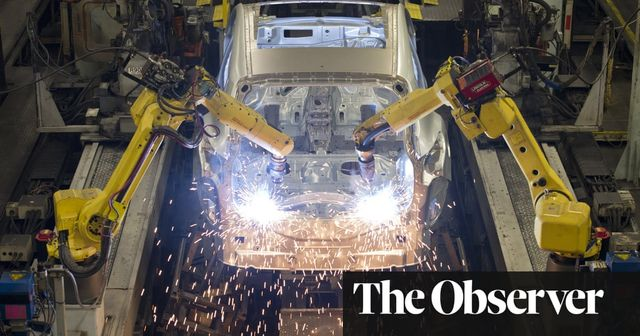 Rise of robots 'could see workers enjoy four-day weeks' featured image