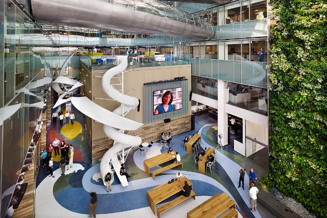 Top 20 Most Awesome Company Offices featured image