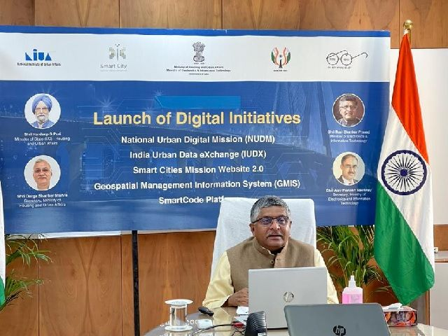 Government launches National Urban Digital Mission featured image