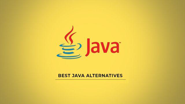 5 Best Alternatives To Java Programming Language featured image