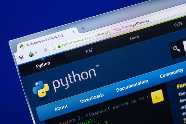 PYTHON IN THE NUMBER ONE PROGRAMMING LANGUAGE featured image