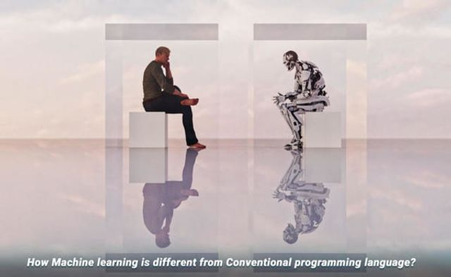 How machine learning is different from conventional programming language? featured image