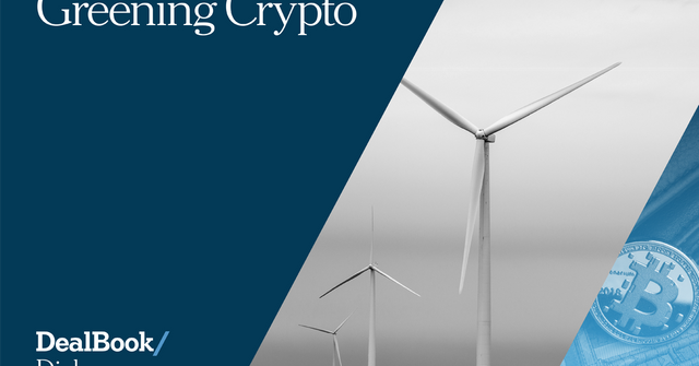 Can Crypto Go Green? featured image
