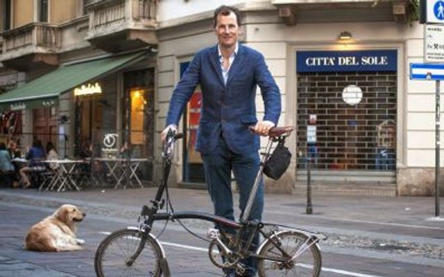 Brompton Bicycles Boss Dismisses Threat of Brexit featured image