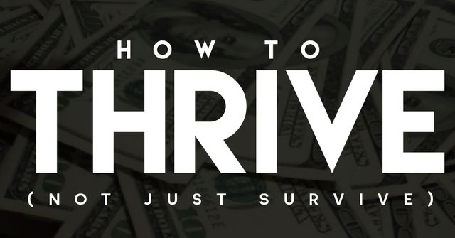 How To Thrive And Not Just Survive: Digital Marketing Edition featured image