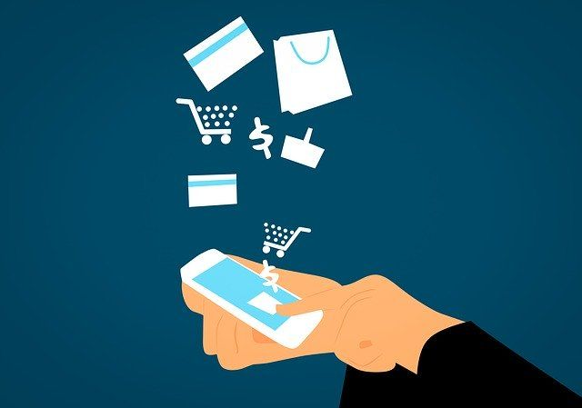 Retail sales are booming - great for jobs in ecommerce featured image