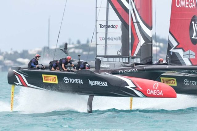 Performance Insight – 35th America's Cup featured image