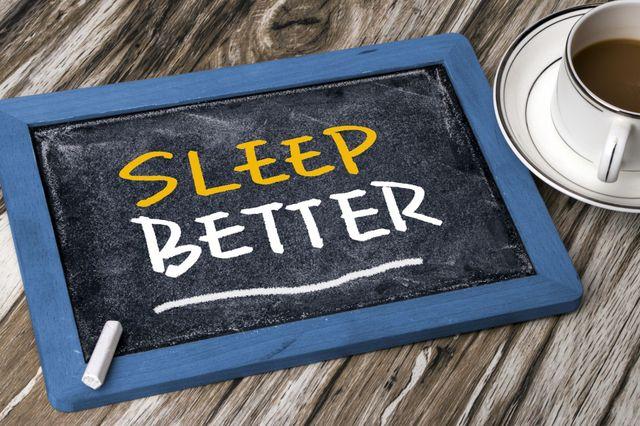 Sleep - how to improve your sleep featured image