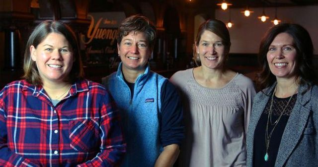 Four Sisters Managing The Beer Business featured image