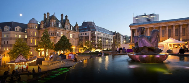 Why Birmingham is attracting professionals away from London... and retaining them! featured image