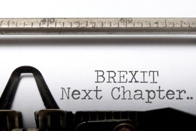 Brexit looms large featured image