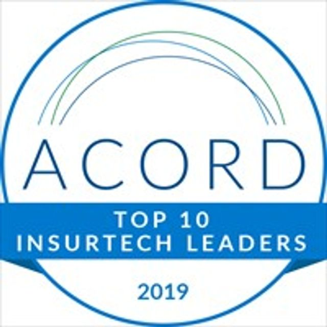 Kirstin Duffield, CEO named in ACORD top 10 list. featured image