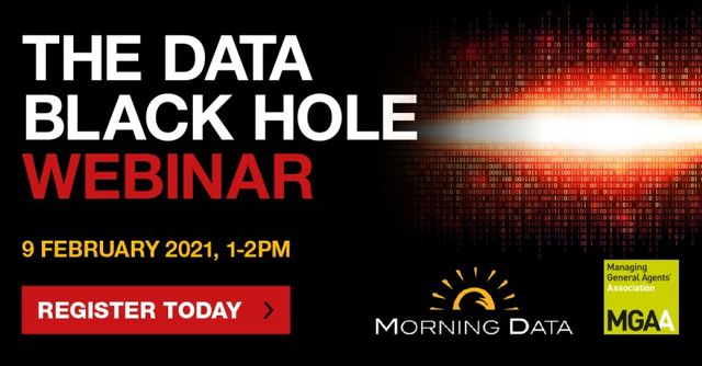 The Data Black Hole Webinar featured image