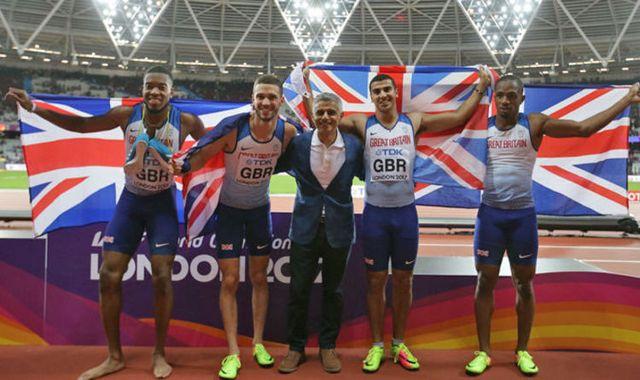 IAAF World Athletics Championships and a marathon update featured image