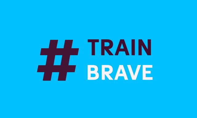 #TrainBrave featured image