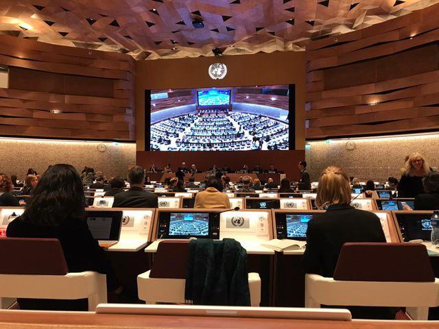 UN Global Forum on Business and Human Rights, day three: human rights, climate change and mediation as an access to remedy featured image