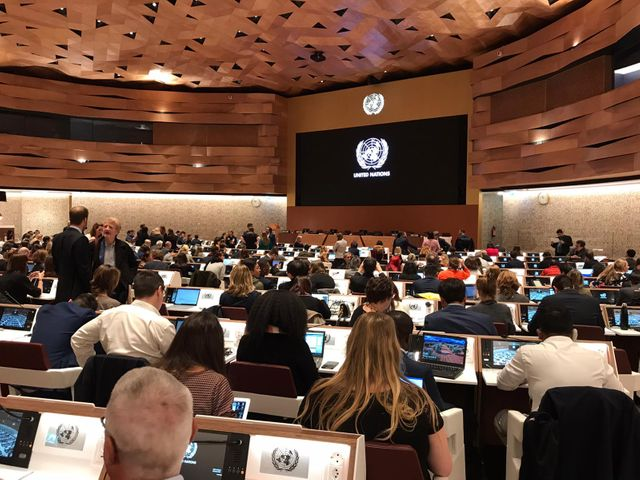 United Nations Forum on Business and Human Rights 2019: Day 1 - EU-wide legislative ambitions and lessons from the anti-corruption context featured image