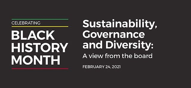 Sustainability, governance and diversity: A view from the board featured image