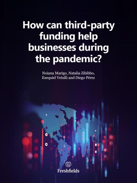 How can third-party funding help businesses during the pandemic? featured image