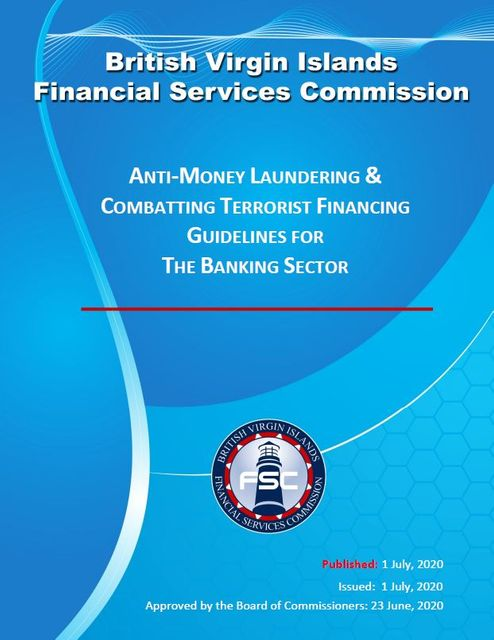 Anti-Money Laundering Guidelines for BVI Banking Sector featured image