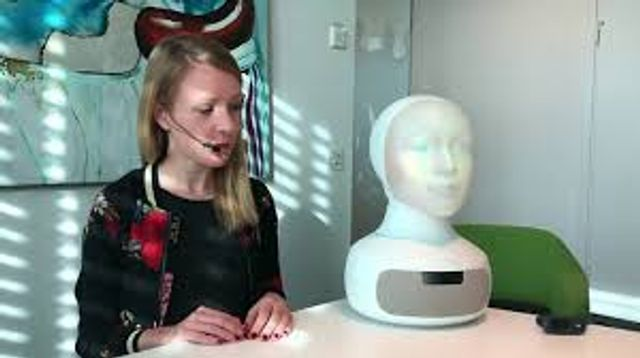 The world's first robot designed to carry out unbiased job interviews is being tested by recruiters Sweden. featured image