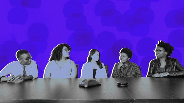 Why are women of colour leaning out? featured image