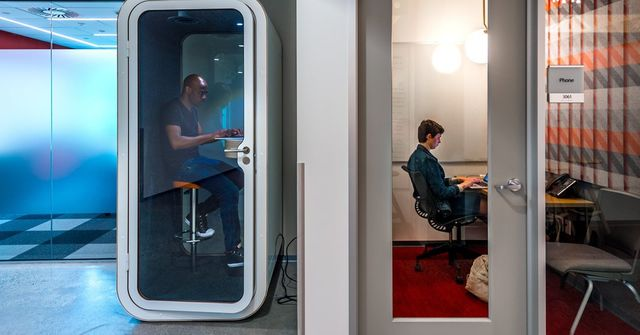 The new office way of working featured image