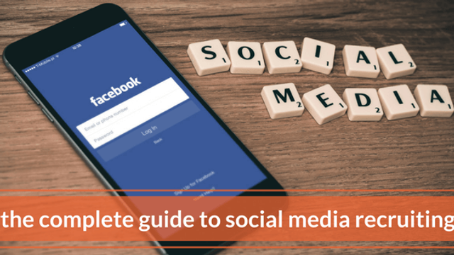Social Recruiting - It's not just a buzzword! featured image