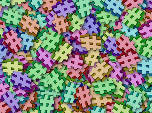 A beginner's guide to hashtags featured image