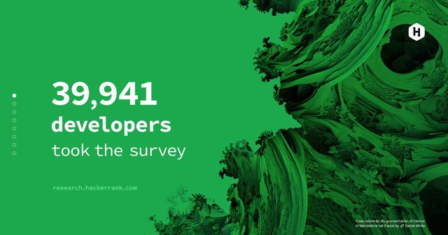 Hackerrank reveal what Developers want featured image