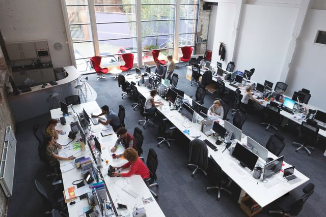 Open Plan Offices featured image