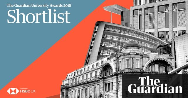 Guardian University Awards 2018 : Finalists  Announced featured image