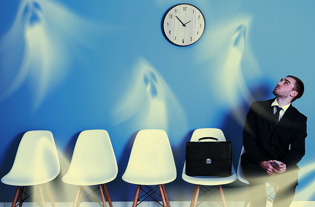'Ghosting' More proof of a bad Candidate Experience featured image