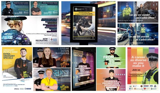 20,000 extra Police officers - a chance to change the profile of UK policing? featured image