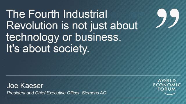 The Fourth Industrial Revolution, it's not judgement day featured image
