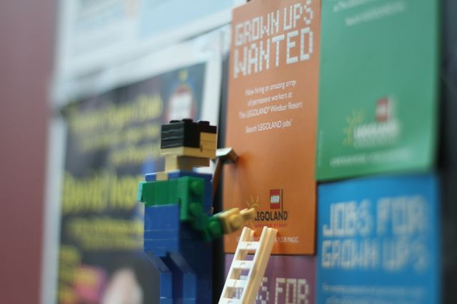 Grown Ups Wanted - Hiring humans for LEGOLAND featured image