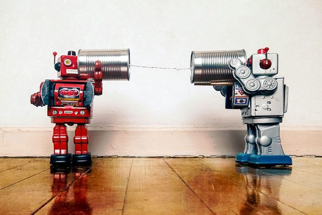 Are Robots the answer to cutting down the banter!! featured image
