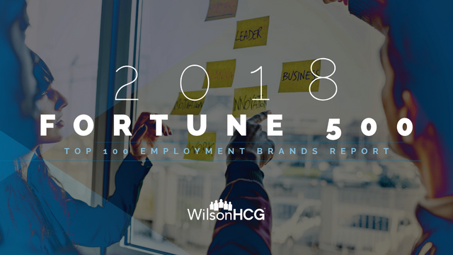 Fortune 500 top employer brands report featured image