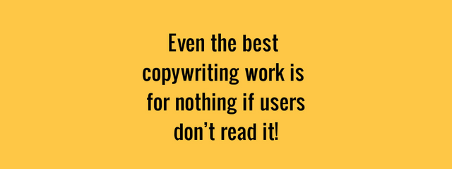 Text, copy, writing - some things everyone should know featured image