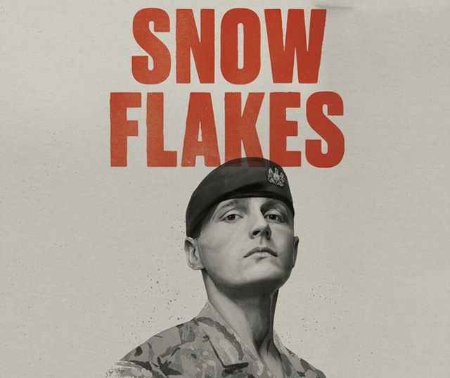 Snowflakes have helped change perceptions of the Army featured image