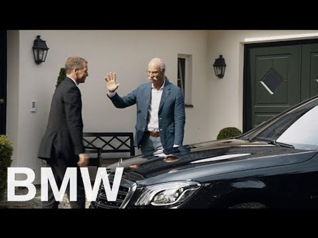 What do you do when the CEO of your main competitor retires? Great example from BMW. featured image