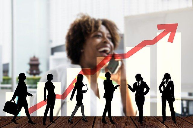 More women are applying for more senior roles ...... why? featured image