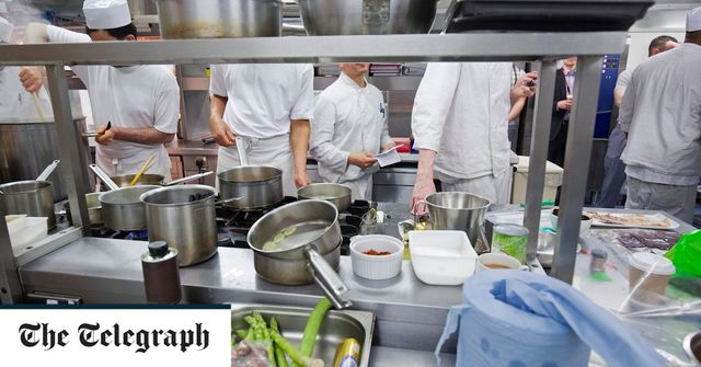 From prison to kitchen - my small part in addressing the talent gap. featured image