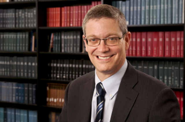 NEIL GUTERMAN NAMED DEAN OF THE SILVER SCHOOL OF SOCIAL WORK featured image