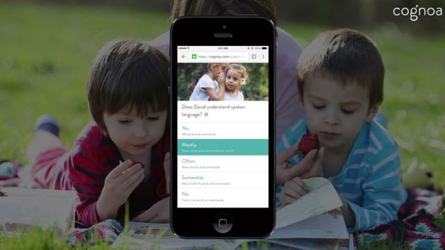 Cognoa Promises Worried Parents Faster Answers featured image